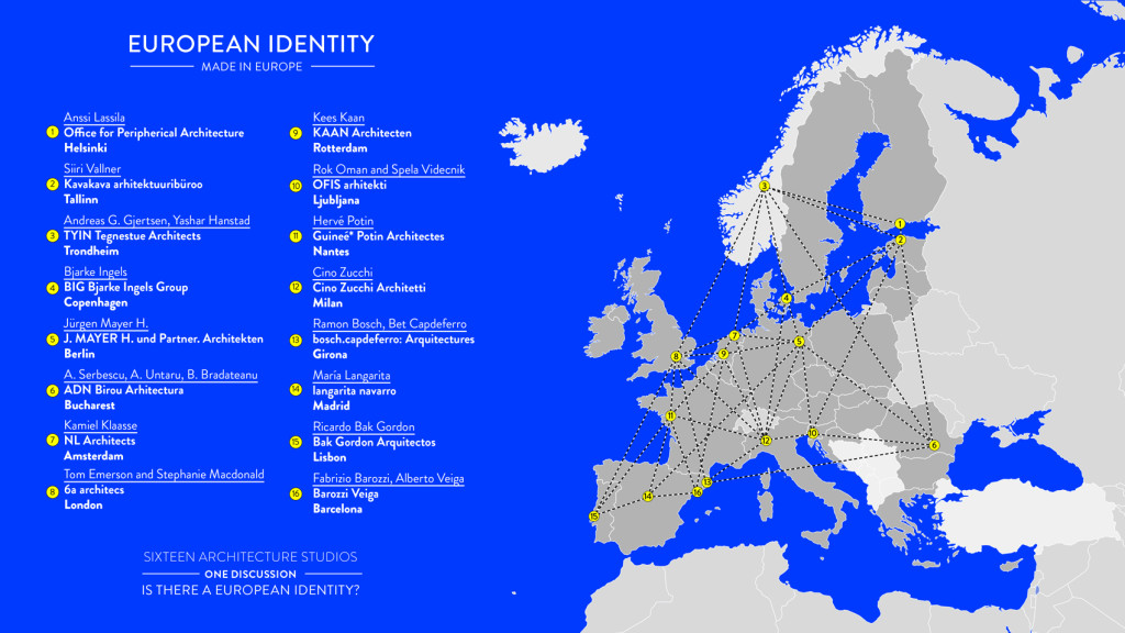 European Identity Made In Europe Videos